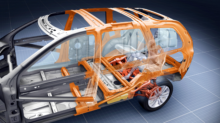 2007 Volvo XC90 Rated Top Safety Pick by IIHS  VIDEO ENHANCED STORY