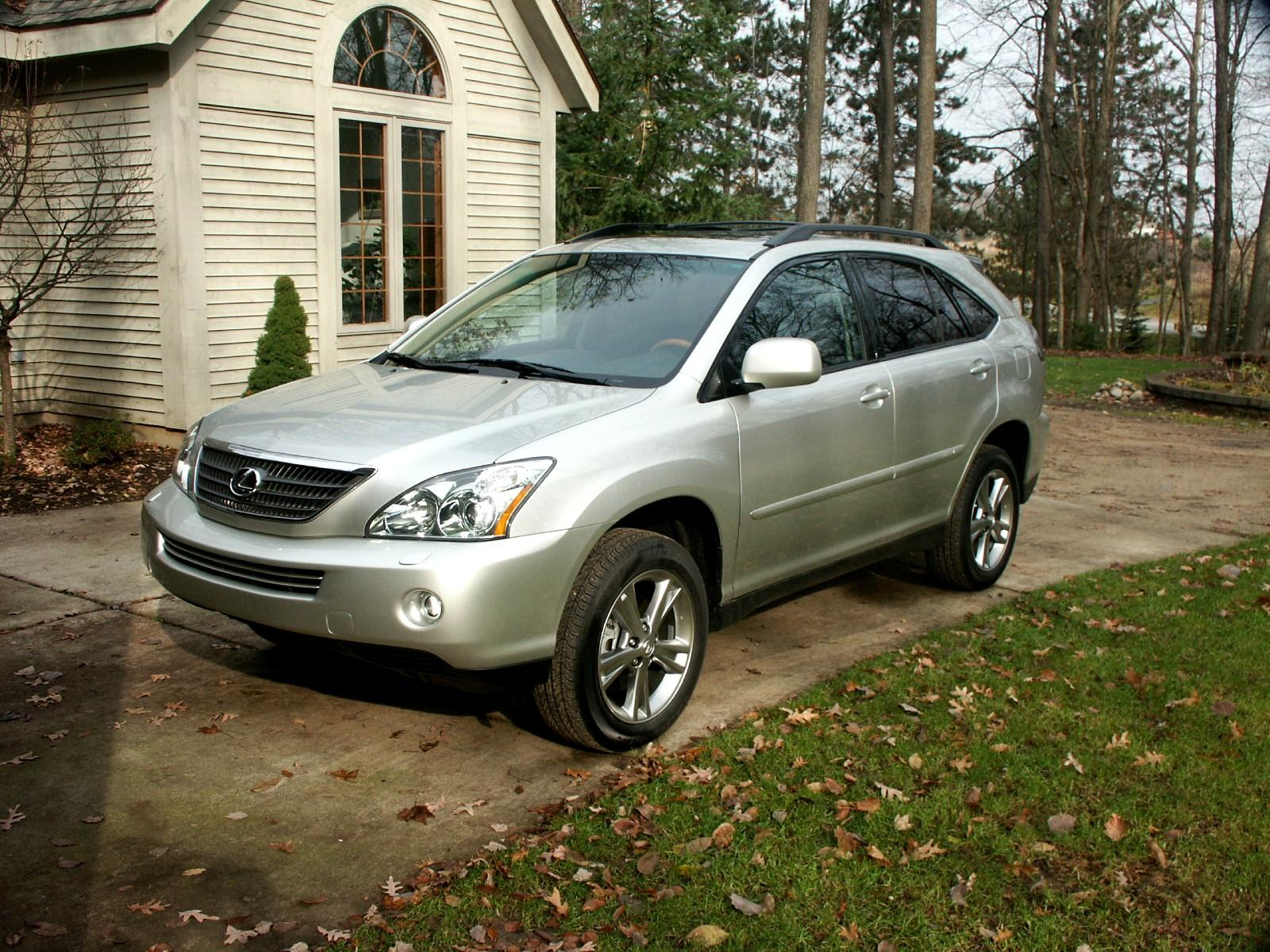 2007 Lexus 400h (select to view enlarged photo)