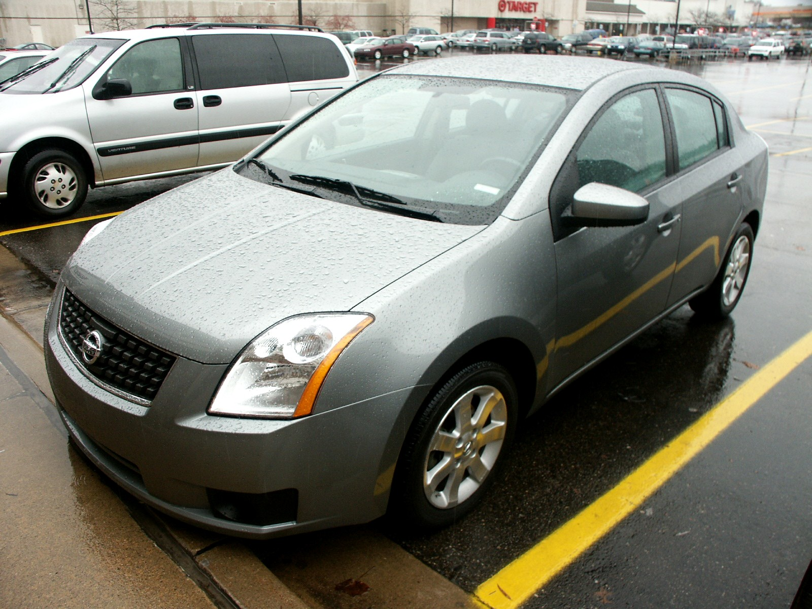 2007 Nissan Sentra 2.0S Review