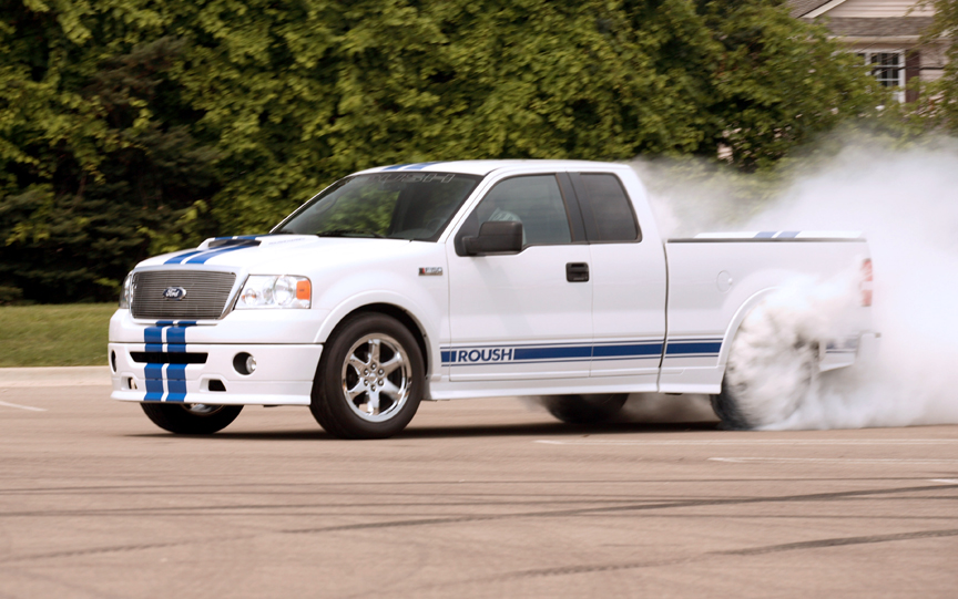 2007 roush stage 3 ford f 150 review. Black Bedroom Furniture Sets. Home Design Ideas