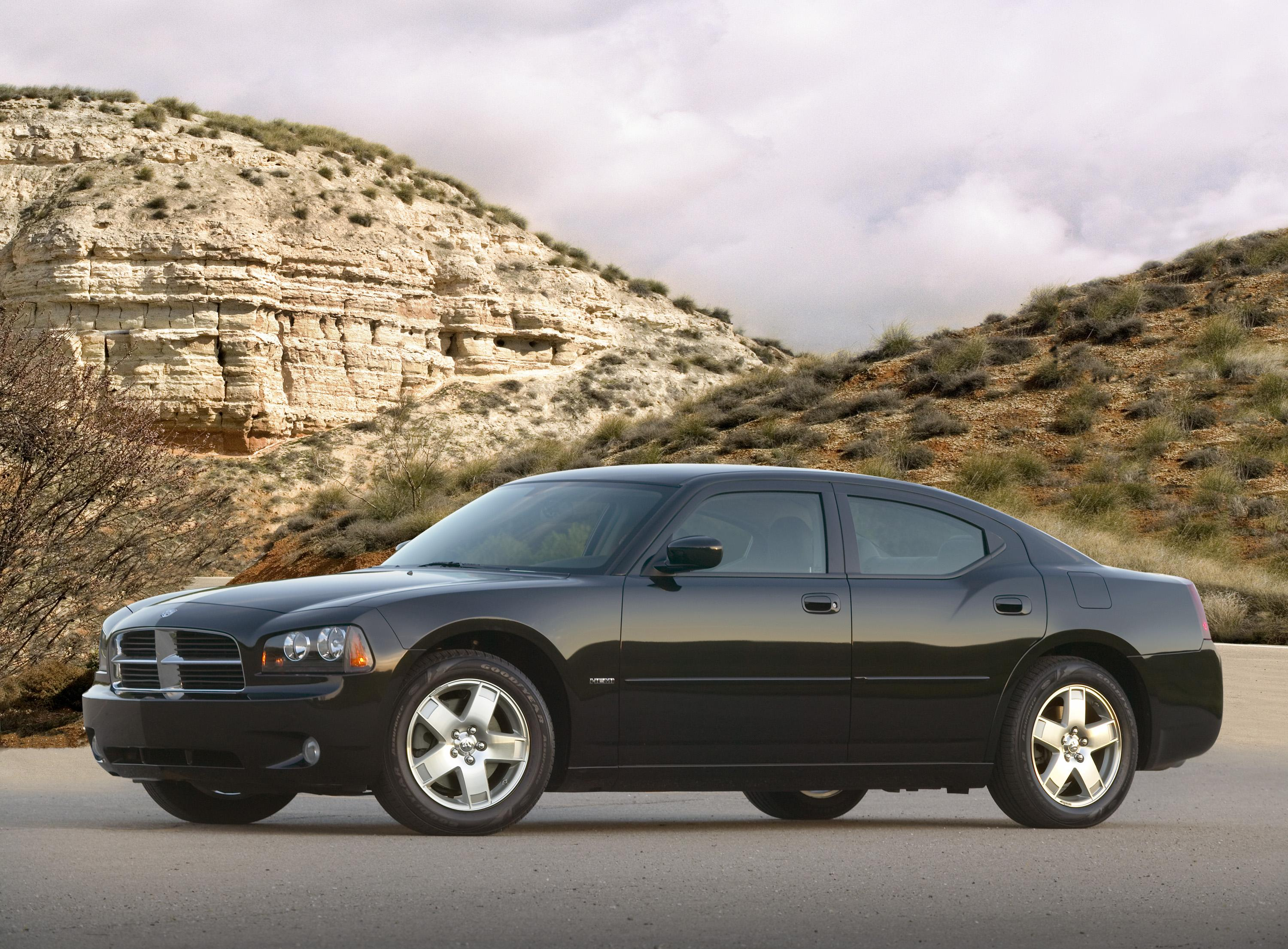 2007 Dodge Charger R/T AWD (select to view enlarged photo)