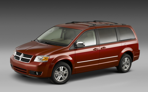 Dodge Grand Caravan Hybrid New Model Of 2010 Car