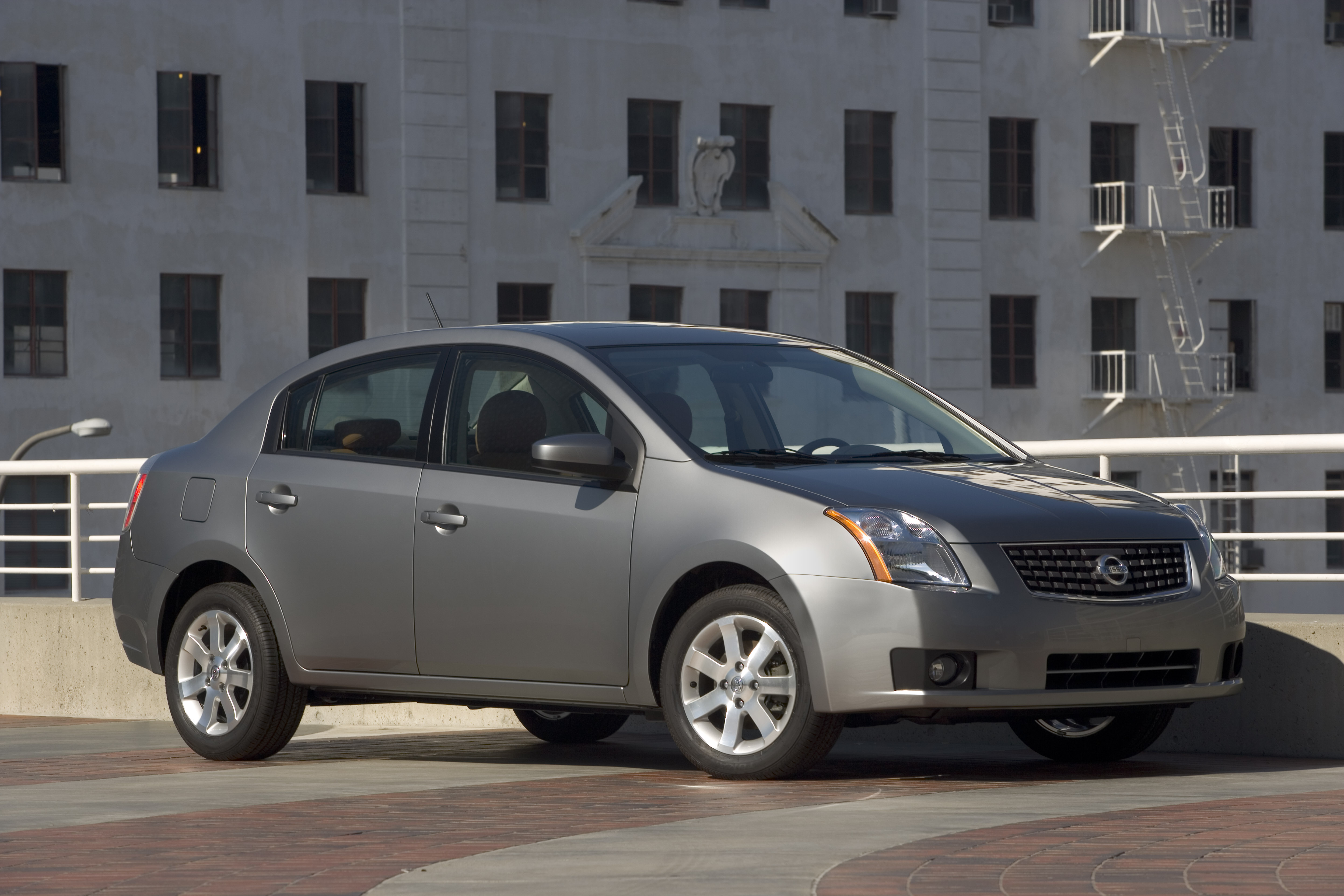 2007 nissan sentra 2 0 sl review