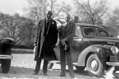 George Washington Carver and Henry Ford shared a vision of a future in which agricultural products would be put to new uses to create products and ... & George Washington Carver and Henry Ford Shared a Bio-fuel (Ethanol ... markmcfarlin.com