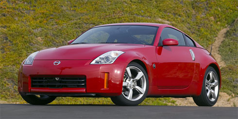 2007 nissan 350z grand touring coupe review. Black Bedroom Furniture Sets. Home Design Ideas