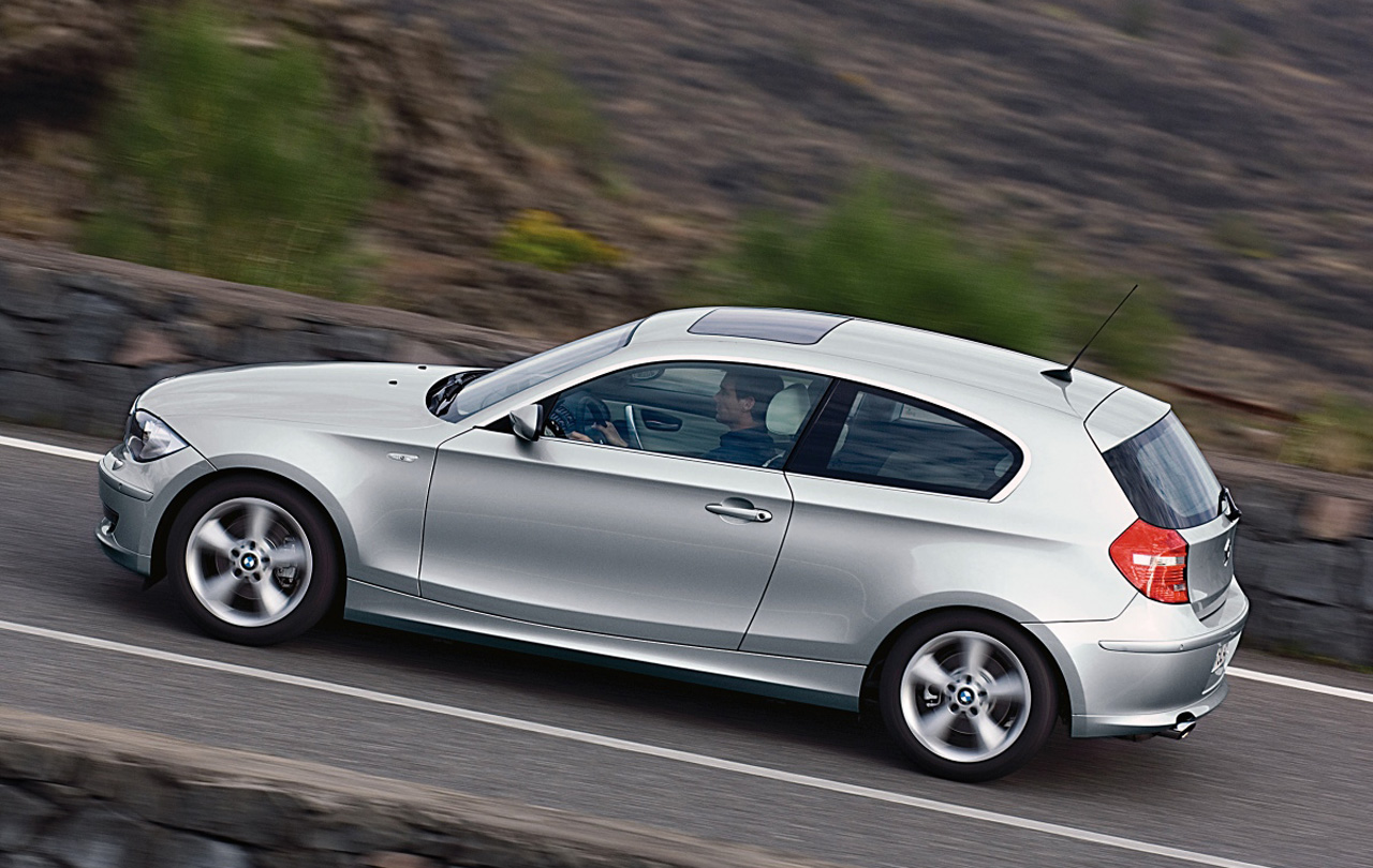 New BMW Series Equipped With New Gas And Diesel Engines Start - Bmw 1 series diesel