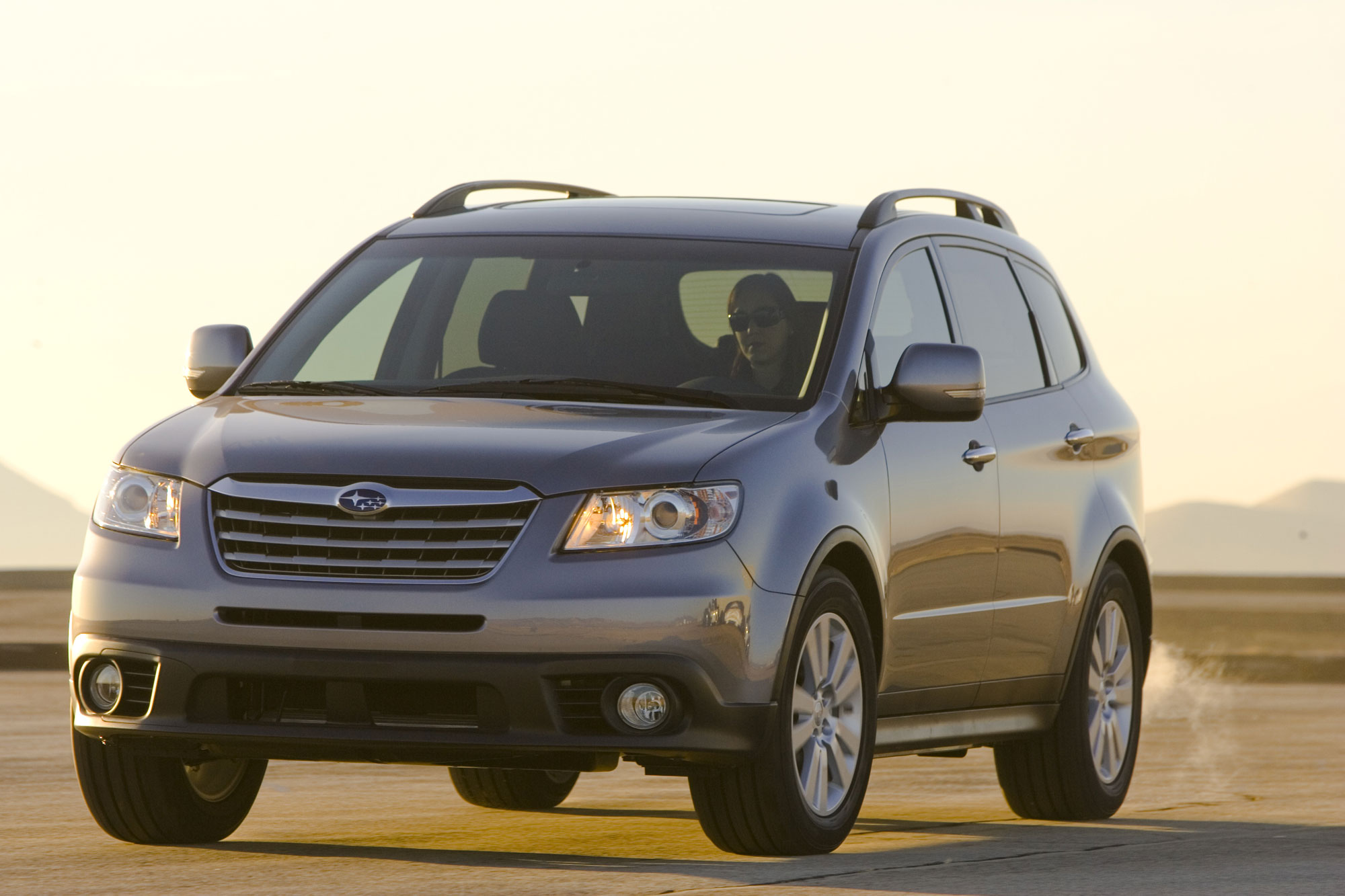 Subaru Tribeca  Car Photo