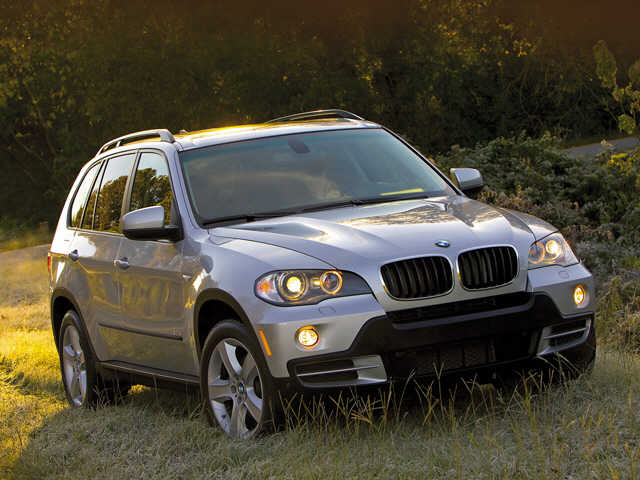 2007 Bmw X5 3 0 Si Review
