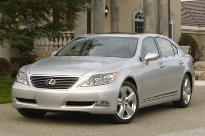 2007 Lexus Ls460l Review