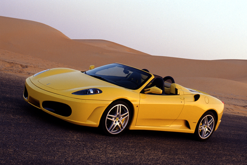 Ferrari F430 Spider Best Picture
