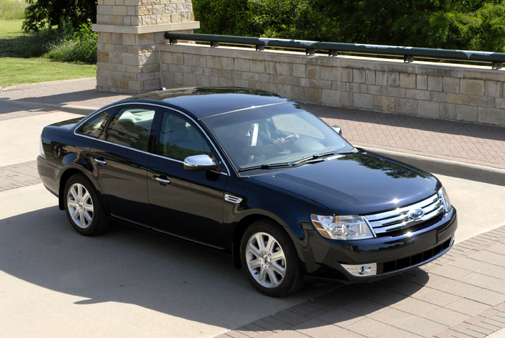 2008 Ford Taurus Review Who Says You Can T Go Home Again