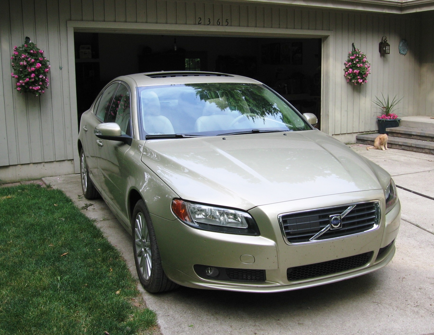 2007 volvo s80 review. Black Bedroom Furniture Sets. Home Design Ideas