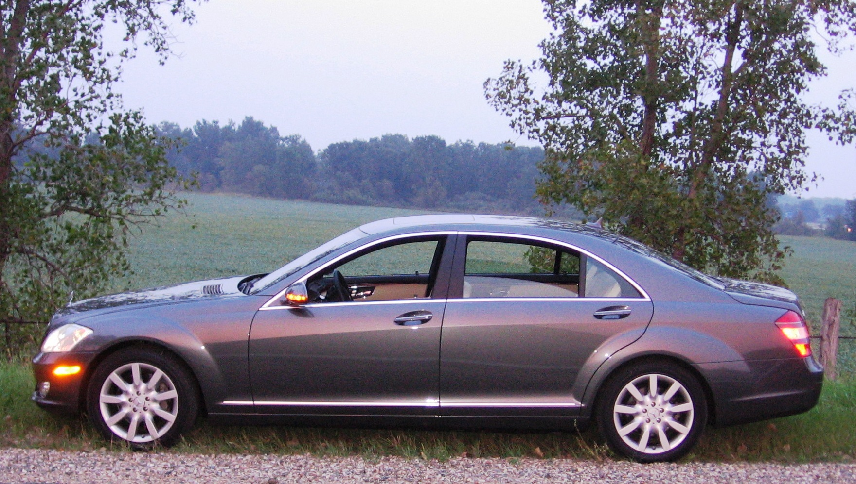 2007 mercedes benz cl550 coupe and 2007 s class reviews