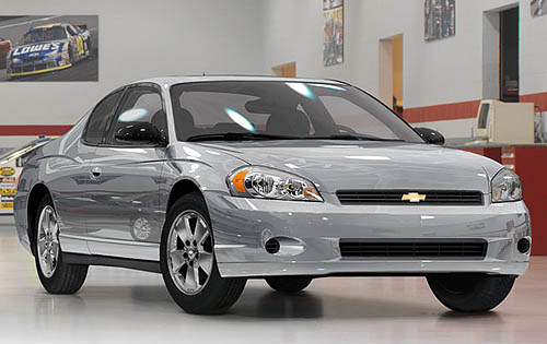 2007 Chevrolet Monte Carlo Review