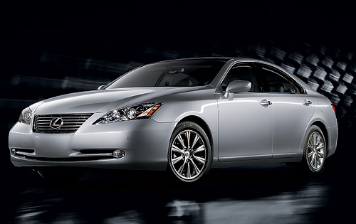 2008 Lexus ES 350 Review
