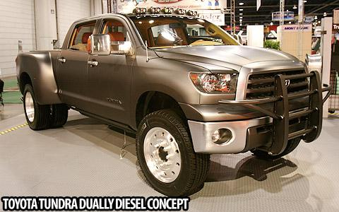 Toyota Considers Heavy Duty Pickup
