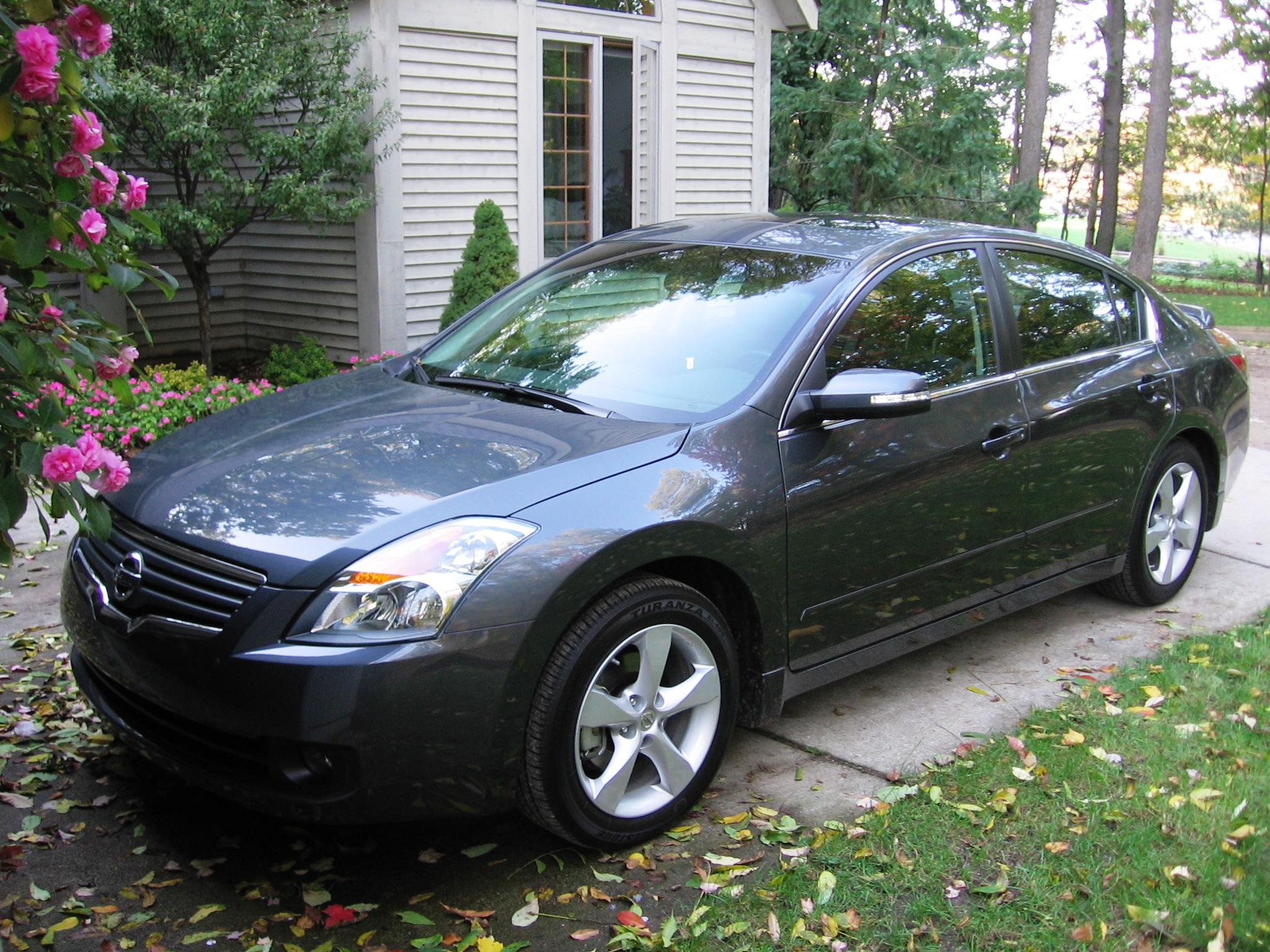 2008 Nissan Altima Car