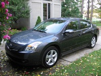 2008 Nissan Altima Review