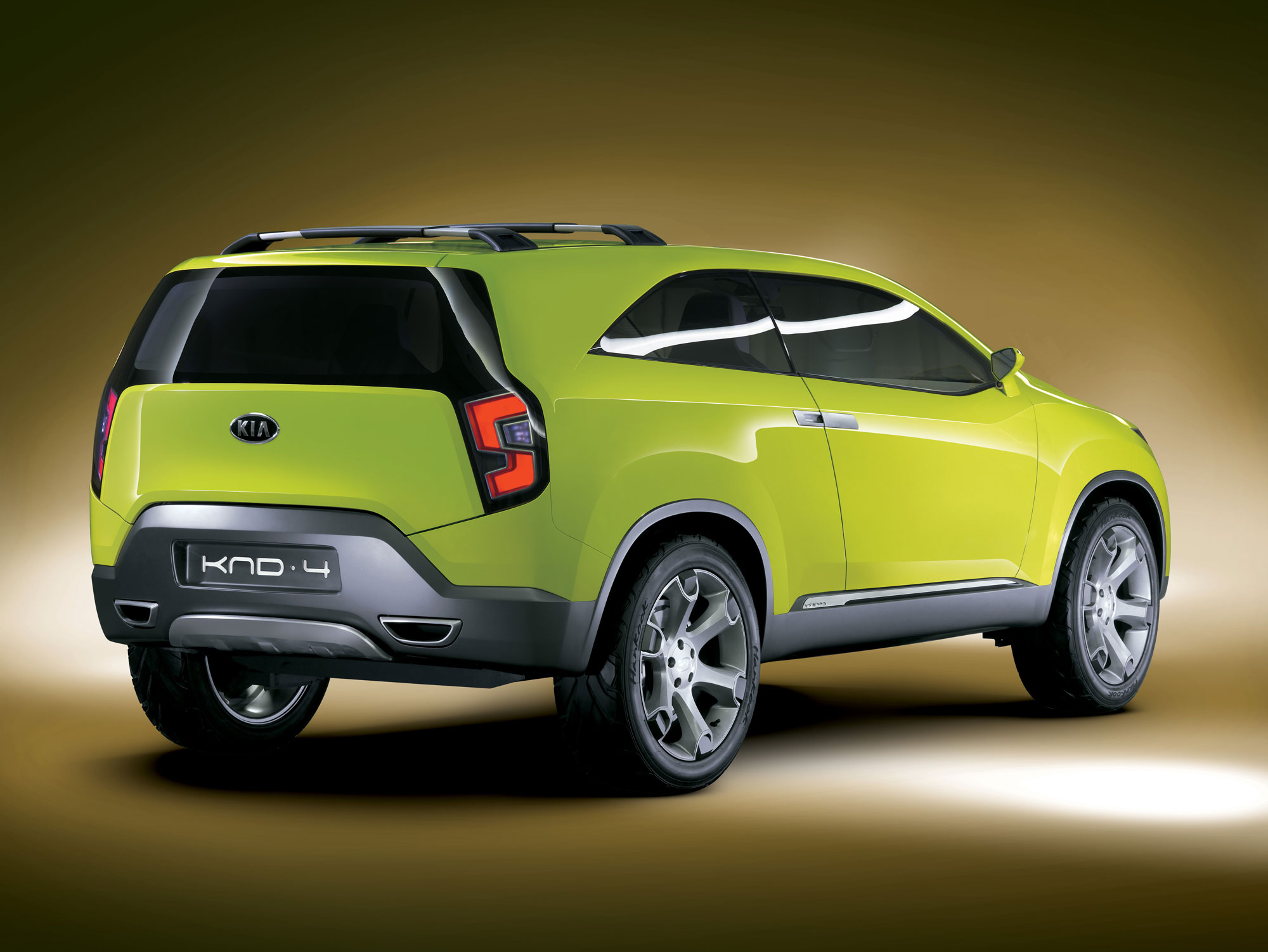 SUV Offers Bold Hint at Kia