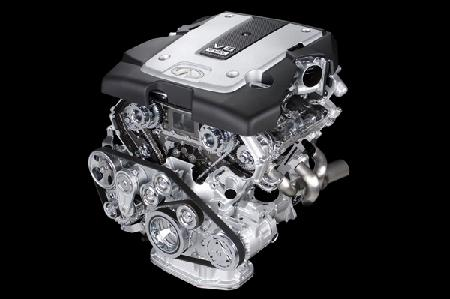 New Nissan V6 Named One of Ward's 10-Best Engines