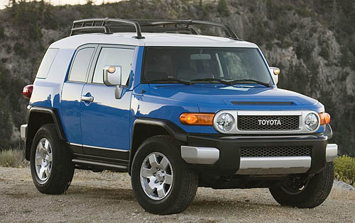 2008 toyota fj cruiser review. Black Bedroom Furniture Sets. Home Design Ideas