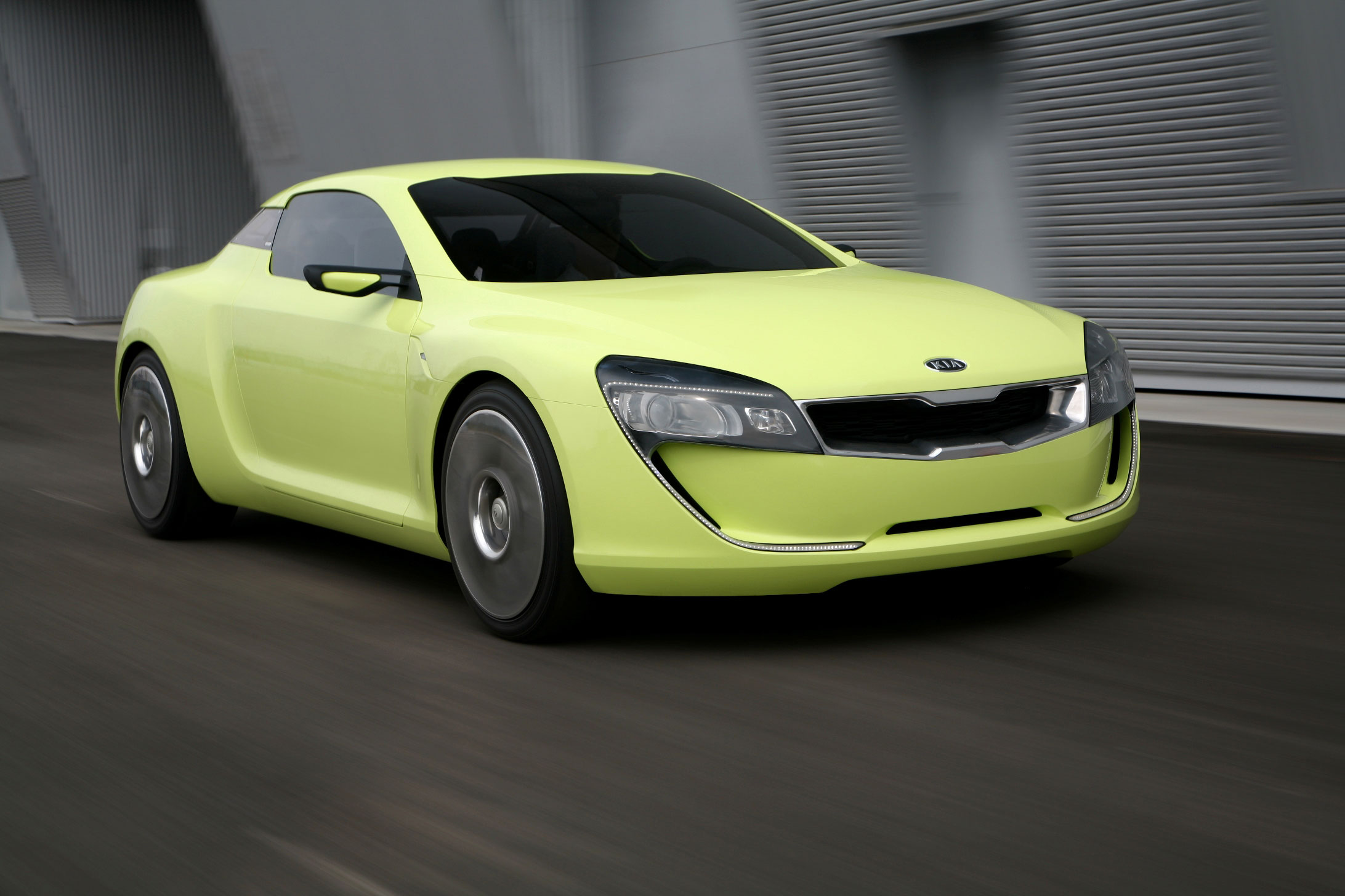 2008 Detroit Auto Show New Sports Coupe Concept Holds the Kee