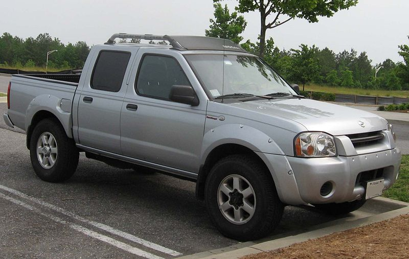 2008 Nissan Frontier Pick Up Review