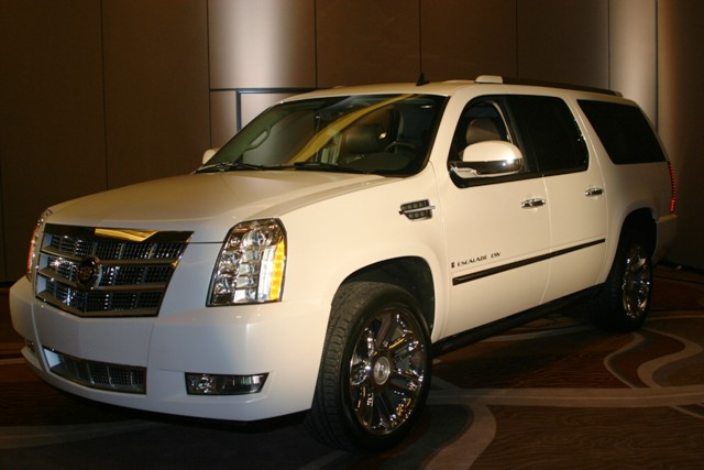 2008 Cadillac Escalade Platinum Edition Preview