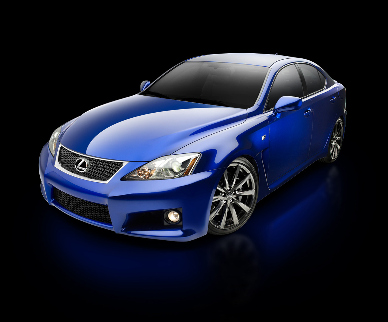 Lexus IS F Car Photos