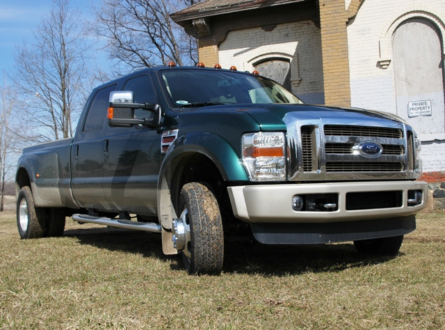 2010 Ford F-350 SD Crew Cab 4X4