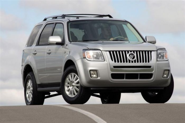 2008 Ford Escape And 2008 Mercury Mariner Hybrid Reviews