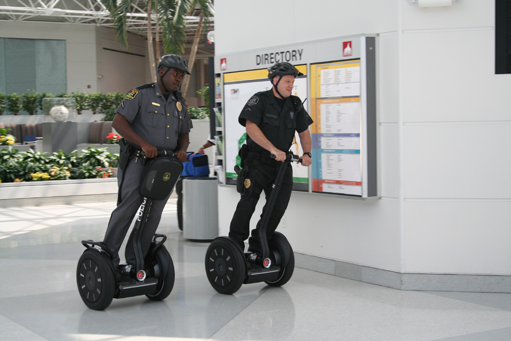 Segway Inc today