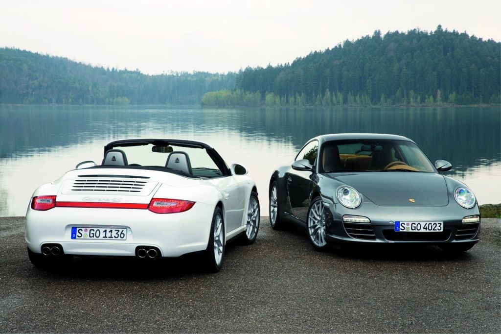 Next Generation Porche 911s