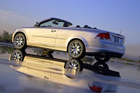 2008 volvo c70 t5 convertible review. Black Bedroom Furniture Sets. Home Design Ideas