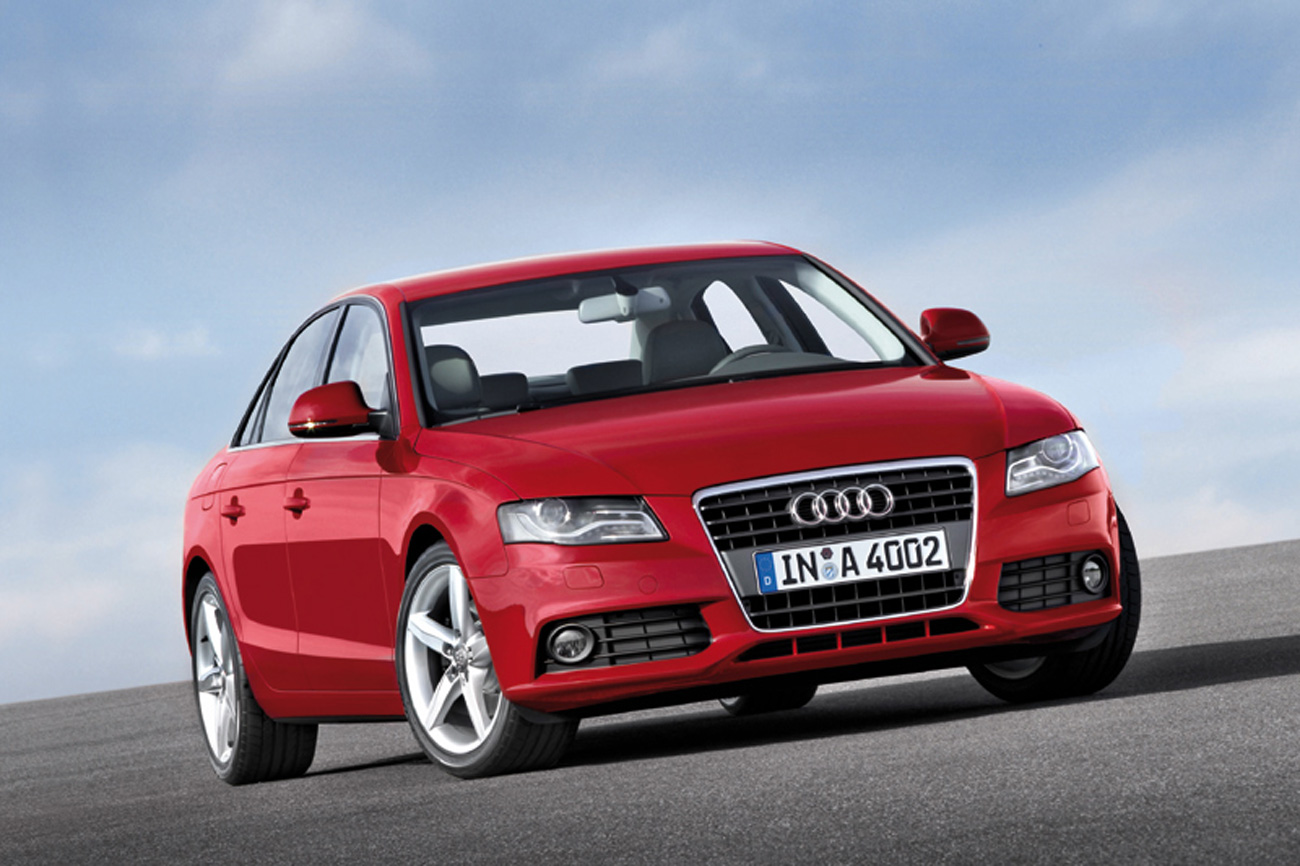 2009 Audi A4 Gallery