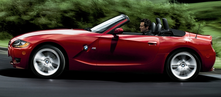 2008 BMW Z4 M Roadster Review