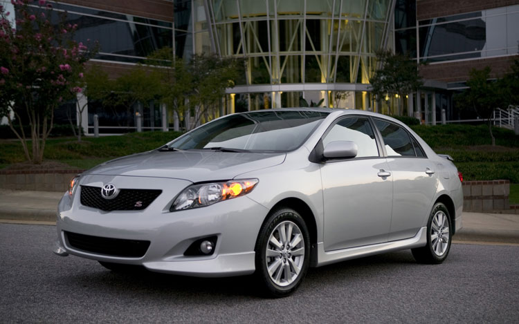 2009 Toyota Corolla S Review