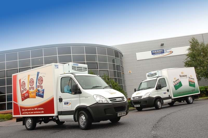 Kerry Foods Places First Iveco Daily Fleet Order