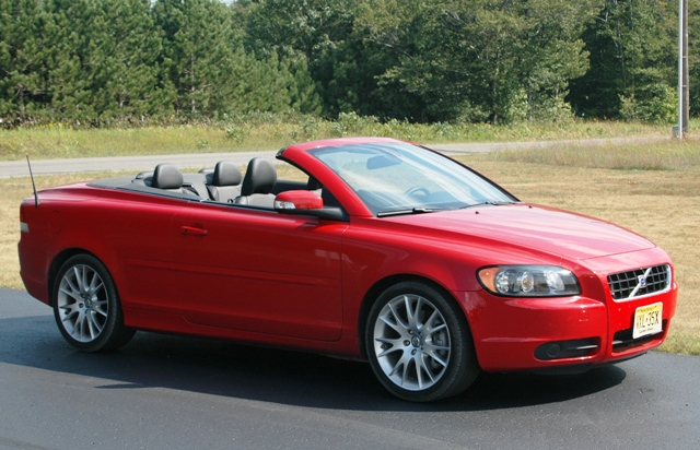 2008 Volvo C70 Review and Road Trip