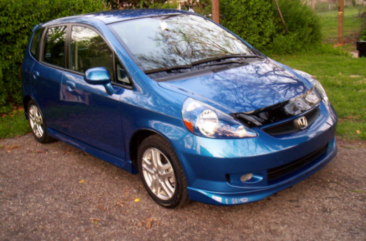 Honda Fit Mpg >> A More Perfect Honda Fit To More Perfect Mpg Part 1