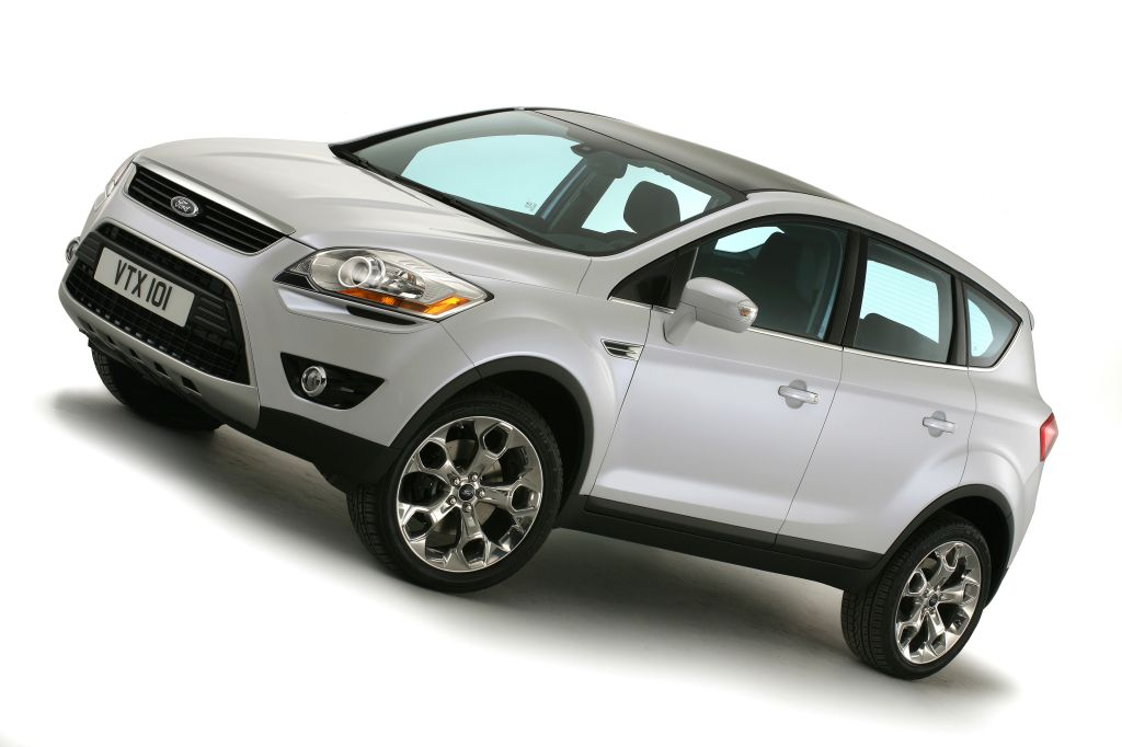 ford offers more performance and style for new kuga crossover. Black Bedroom Furniture Sets. Home Design Ideas