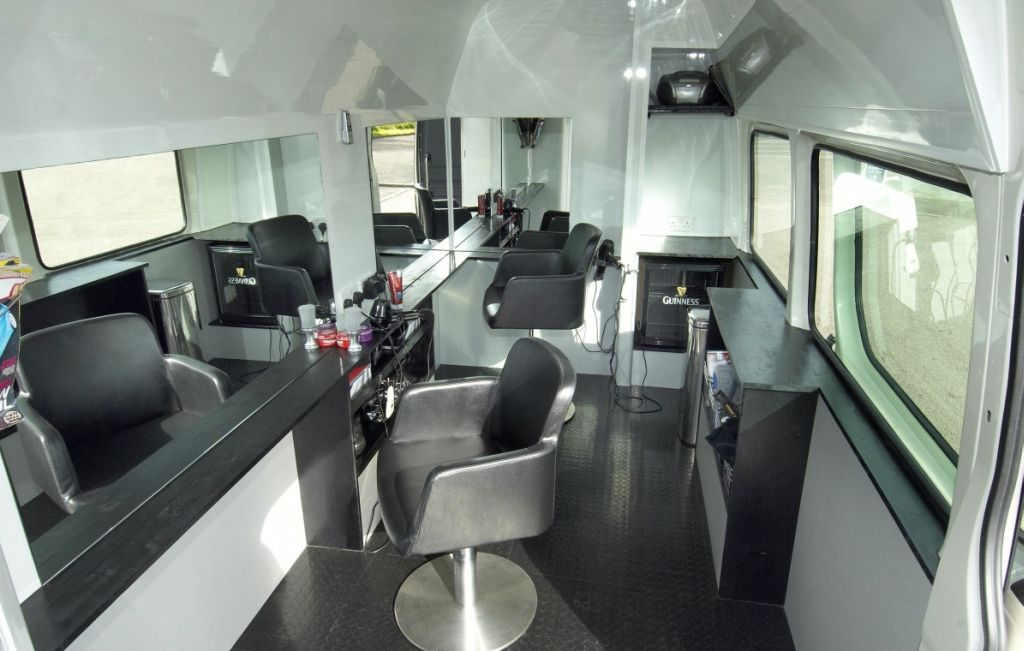 Volkswagen Crafter Conversion Is a Cut Above The Rest