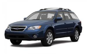 Subaru Outback Ground Clearance >> 2009 Subaru Outback 3.0R Limited Review