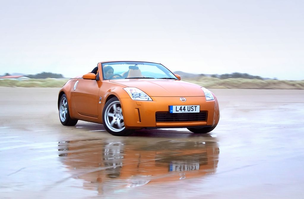 nissan 350z awarded 39 best sports car 39 in what car 2008. Black Bedroom Furniture Sets. Home Design Ideas