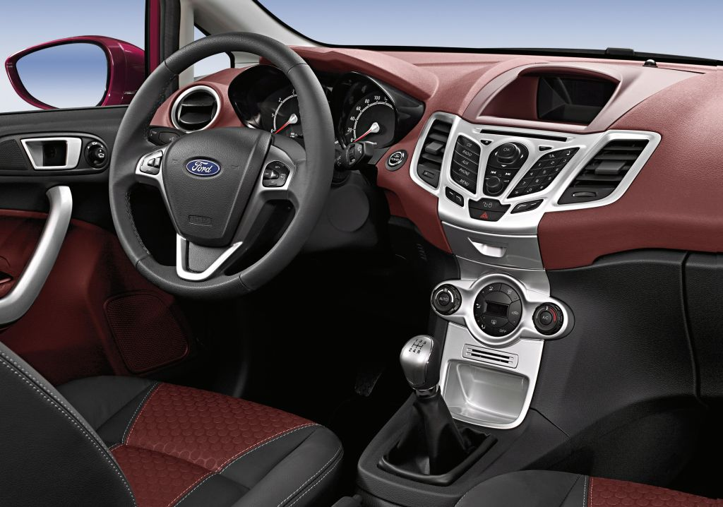 ford fusion interior photos. Fiesta and the Ford Fusion
