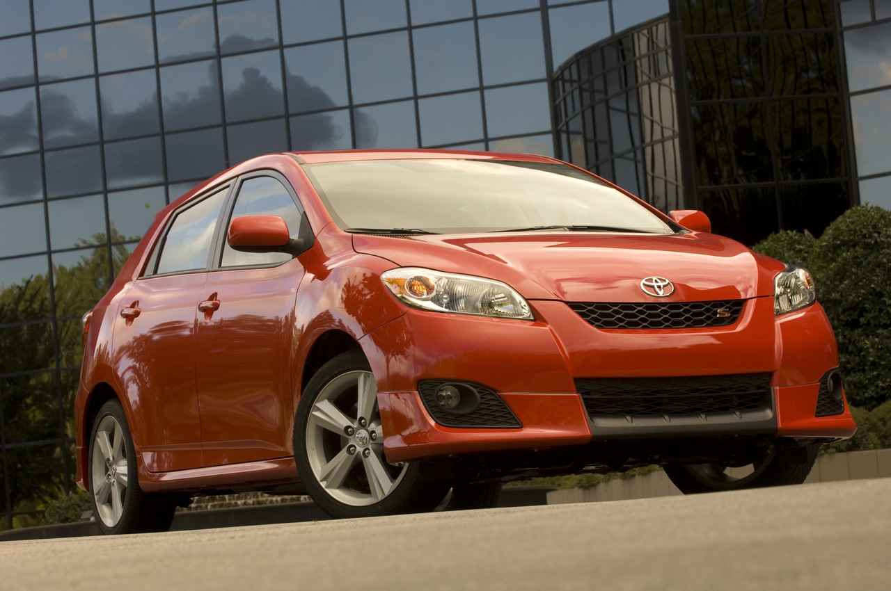2009 Toyota Matrix S AWD (select to view enlarged photo)