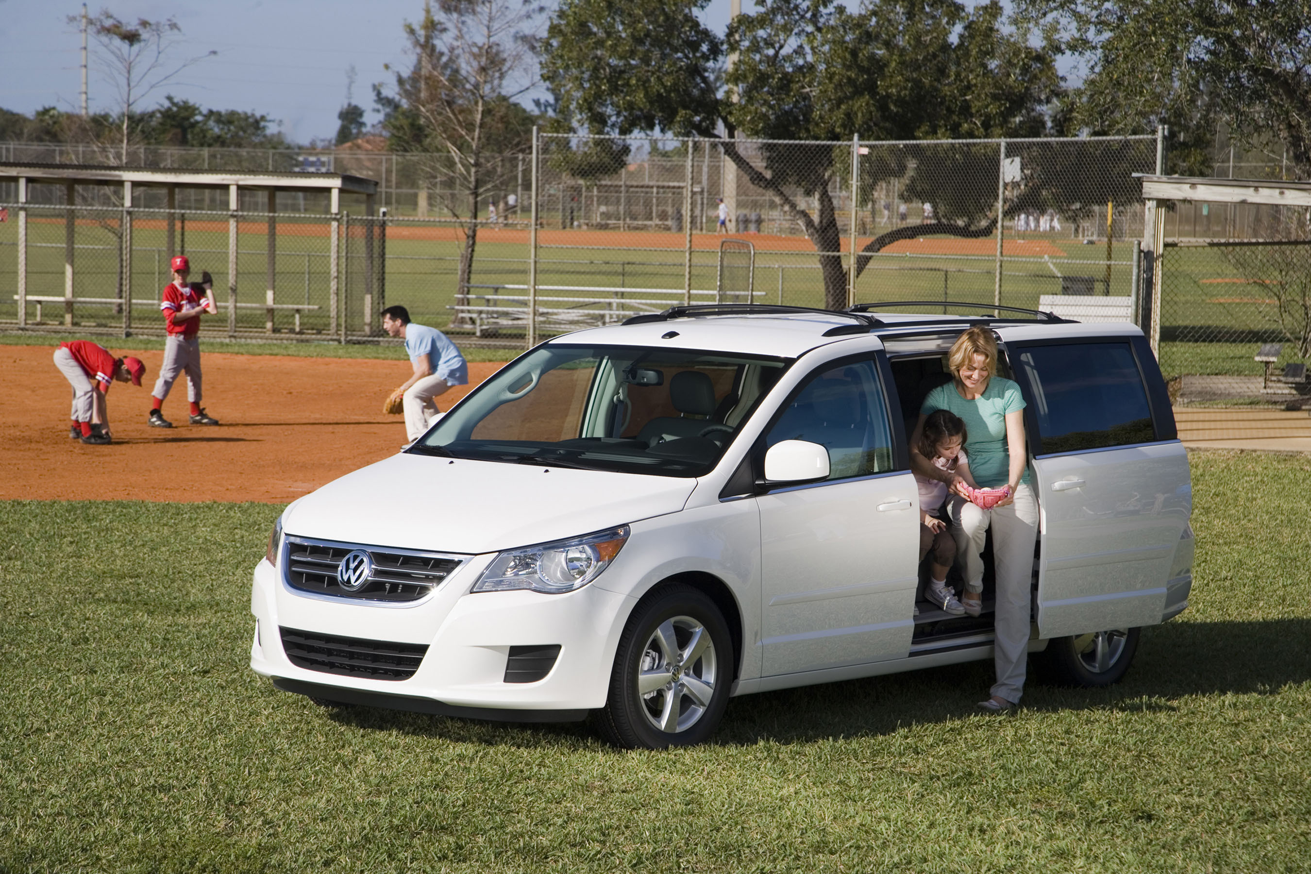 Volkswagen Routan Custom Car