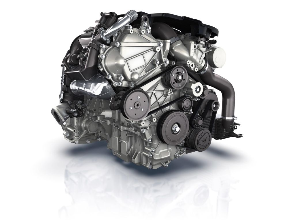 The New V6 dCi Diesel Engine: An Example Of A Successful ...