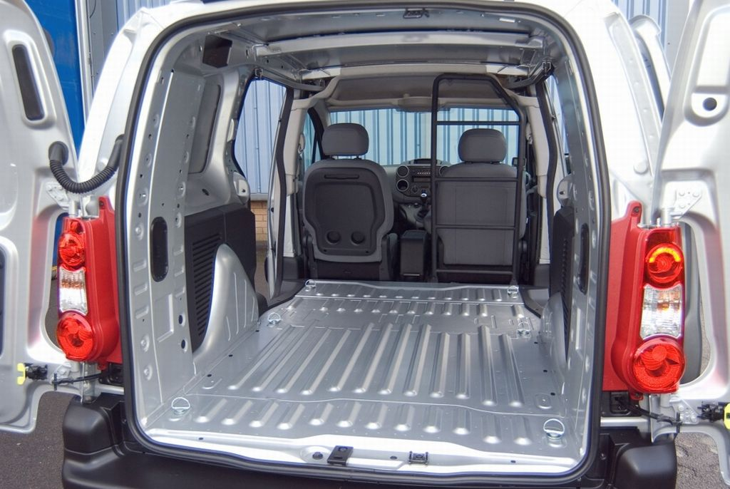More Space It S The New Citroen Berlingo L2