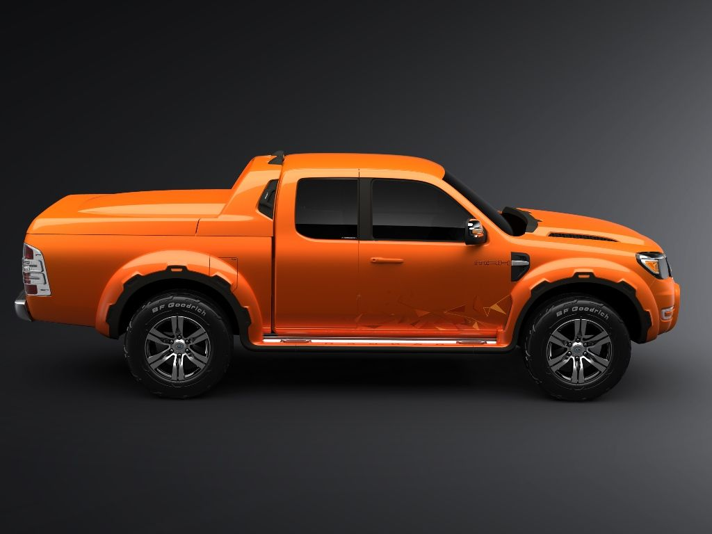 Ford Ranger New Trucks